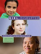 cover of Girl, Disrupted
