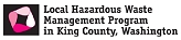 Local Hazardous Waste Management Program in King County, Washington