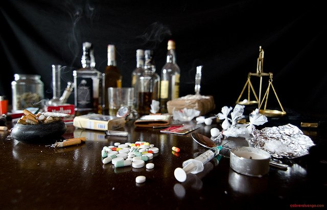 substances often abused
