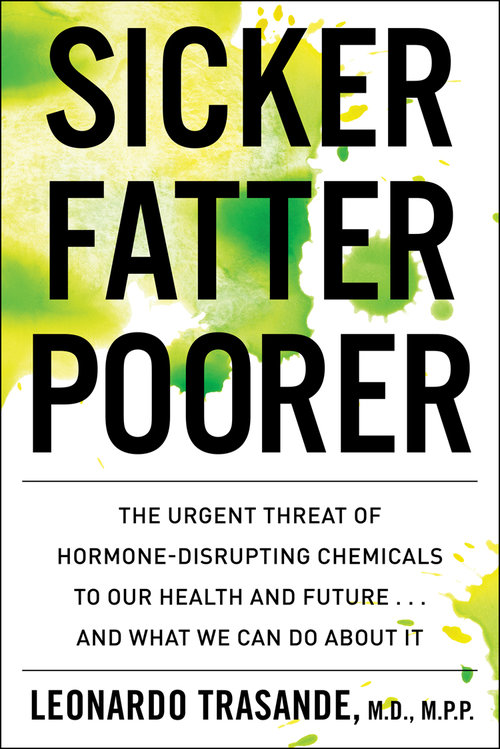 cover of book Sicker Fatter Poorer