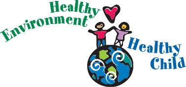 Healthy Environment, Healthy Child logo