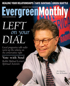 cover of the June 2005 Evergreen Monthly