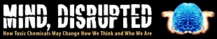 logo from the Mind, Disrupted website